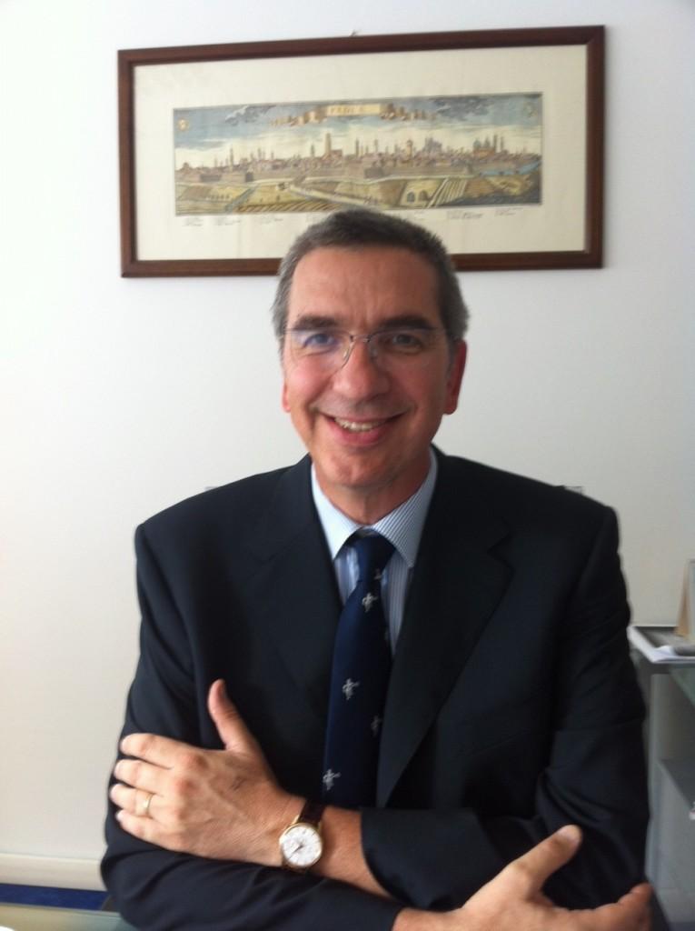 President_Giorgio Perilongo