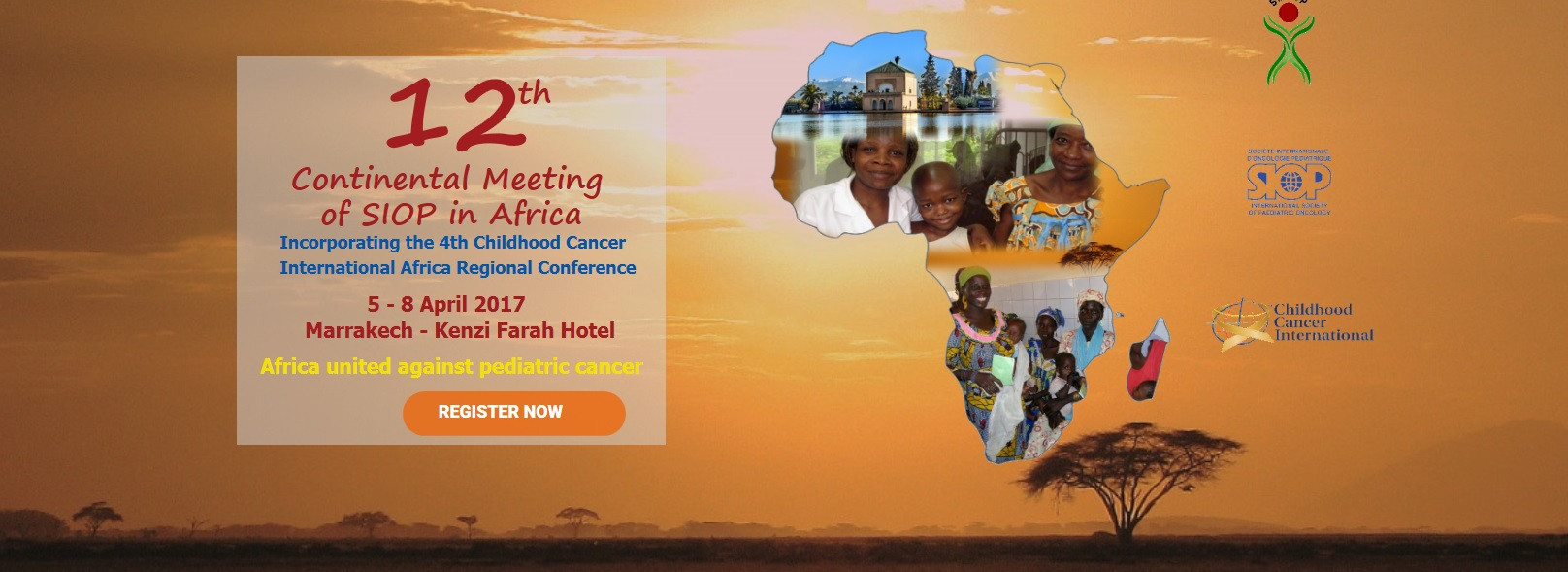 SIOP 2017 Africa meeting banner