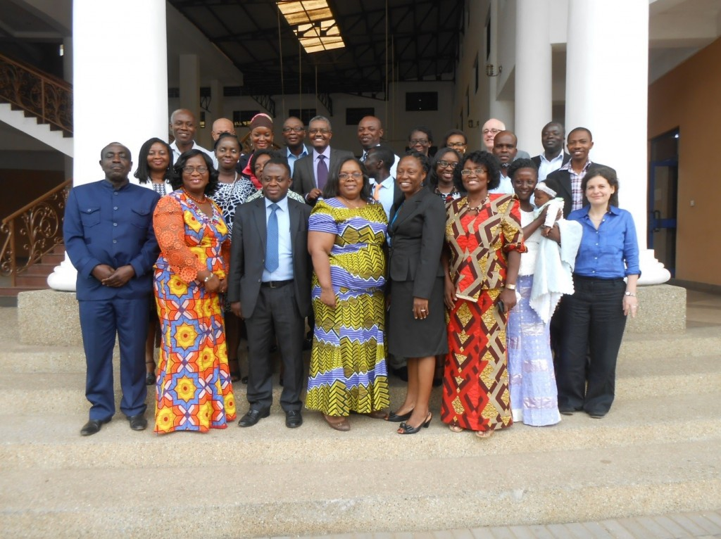 SIOP Advocacy Ghana Workshop Jan 2016