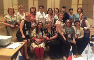 SIOP Nursing Moscow Group