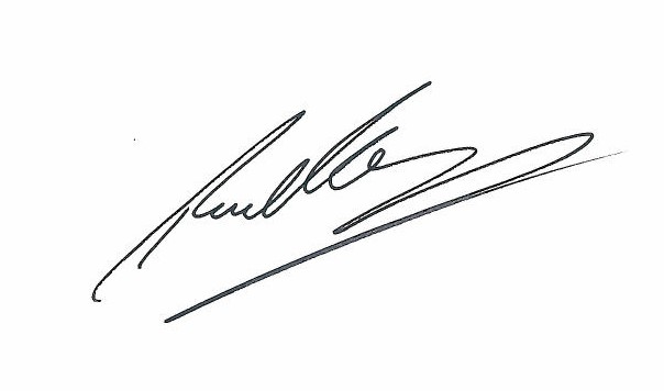 Signature PRogers