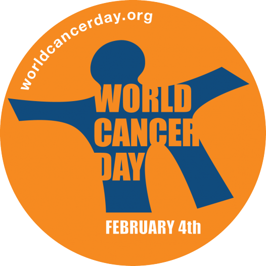 Get ready for World Cancer Day!