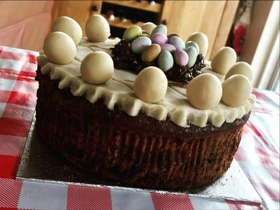 Mrs Henderson's Baking