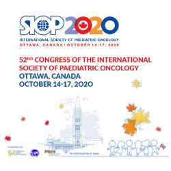 SIOP 2020, Ottawa, Canada