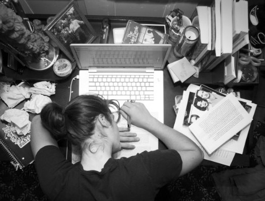 How to deal with writer's anxiety?