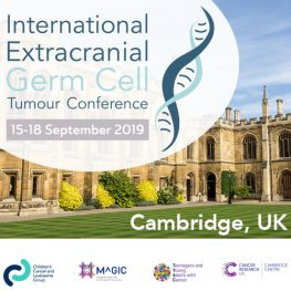 International Extracranial Germ Cell Tumour Conference 2019
