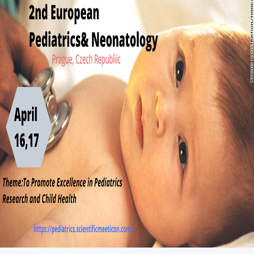 2nd International Congress and Expo Meet on Pediatrics & Neonatology
