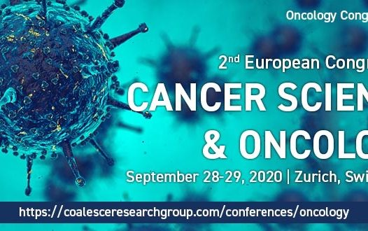 2nd European Congress on Cancer Science & Oncology