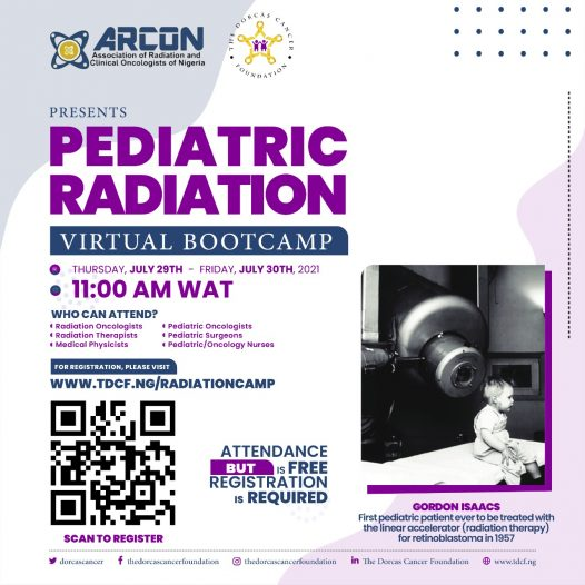 TDCF Pediatric Radiation Oncology Bootcamp
